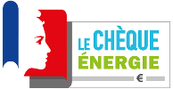 cheque énergie illustration